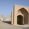 Towers Of Silence. Yazd, Iran by Catherine Ursillo