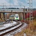 Train by Esko Lindell