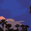Tropic Twilight by Allan  Hughes