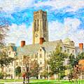 University Hall by Jack Schultz