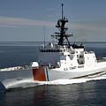 U.s. Coast Guard Cutter Waesche by Stocktrek Images