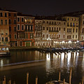 Venice By Night by Joana Kruse