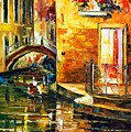 Venice by Leonid Afremov