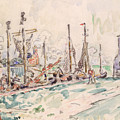 Venice by Paul Signac