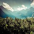 View Of Tatra Mountains From Hiking Trail. Poland. Europe.  by Mariusz Prusaczyk