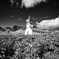 vik church Vik i Myrdal Iceland by Joe Fox