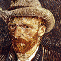 Vincent Van Gogh by Granger