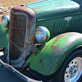 Vintage Ford Truck by Richard Jenkins