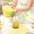 Vintage Val Iced Tea Time by Jill Wellington