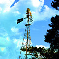 Vintage Windmill by Richard Jenkins