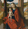 Virgin And Child by Petrus Christus