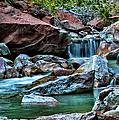 Virgin River Zion  by George Buxbaum