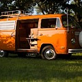 Volkswagen Bus T2 Westfalia by Jackie Russo