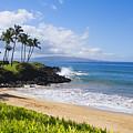 Wailea, Ulua Beach by Ron Dahlquist - Printscapes