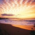 Waimea Bay Sunset by Bob Abraham - Printscapes