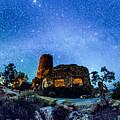 Watchtower Over The Grand Canyon   Arizona by Alex Grichenko