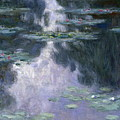 Water Lilies Nympheas by Claude Monet