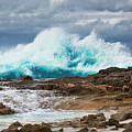 Wave by Bruce Beck