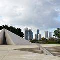 White City Statue, Tel Aviv, Israel by Vladi Alon