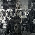White House: State Dinner by Granger