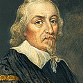William Harvey, English Physician by Wellcome Images