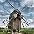 Windmill by Jouko Lehto