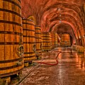 Wine Barrels by Mountain Dreams
