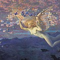 Wings Of The Morning by Edward Robert Hughes
