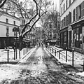 Winter In Paris by Pixabay