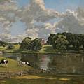 Wivenhoe Park Essex by Celestial Images