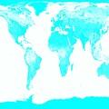 World Map by Johari Smith