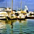 Yacht Club by Galeria Trompiz
