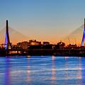 Zakim Bridge by Denis Tangney Jr