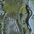 Alien Fluid Metal by Miroslav Nemecek