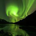 Aurora Borealis by Donald Trimble