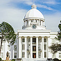Facade Of A Government Building by Panoramic Images