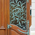 French Doors by Mary Tuomi