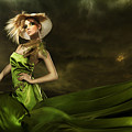 Model by Dorothy Binder