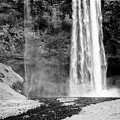 Seljalandsfoss Waterfall Iceland by Joe Fox