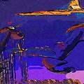Star Wars Episode Art by Larry Jones