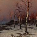 Winter Landscape by MotionAge Designs