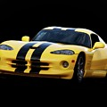 2001 Dodge Viper 'methenol Injected'  by Dave Koontz