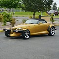 2002 Chrysler Prowler Randall by Mobile Event Photo Car Show Photography