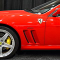 2003 Ferrari 575m . 7d9389 by Wingsdomain Art and Photography
