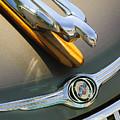 2004 Pt Cruiser Non-standard Hood Ornament by Jill Reger