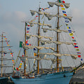 2004 Tall Ships by Dale Powell