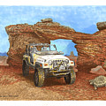 2005 Jeep Rubicon 4 Wheeler by Jack Pumphrey