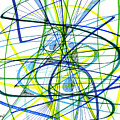 2007 Abstract Drawing 5 by Lynne Taetzsch