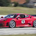 2007 Ferrari 430 At Sebring Raceway by Tad Gage
