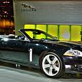 2007 Jaguar Xkr Convertible R No 1 by Alan Look